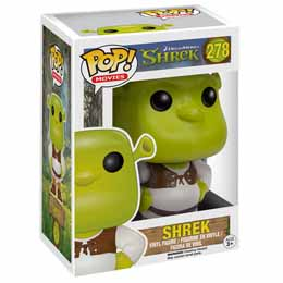 SHREK FIGURINE FUNKO POP! SHREK
