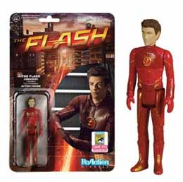 FUNKO REACTION FLASH UNMASKED SDCC 2015 LIMITED