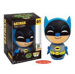 BATMAN DORBZ XL VINYL FIGURINE BATMAN SDCC 2015