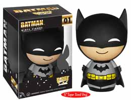 DC COMICS SUGAR FUNKO DORBZ XL FIGURINE BATMAN