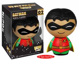 BATMAN SUGAR FUNKO DORBZ XL FIGURINE ROBIN
