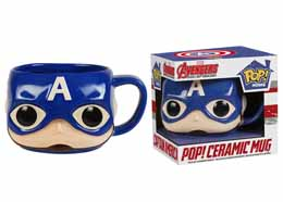 MARVEL MUG FUNKO POP! HOME CAPTAIN AMERICA