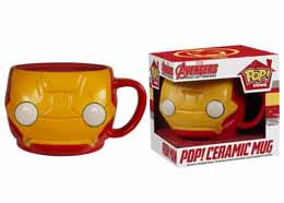 MARVEL MUG FUNKO POP! HOME IRON MAN