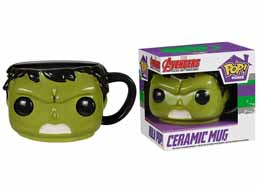 MARVEL MUG FUNKO POP! HOME HULK