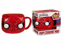MARVEL MUG FUNKO POP! HOME SPIDER MAN