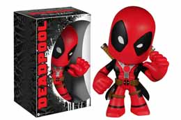 DEADPOOL FIGURINE VINYL SUPER DELUXE DEADPOOL