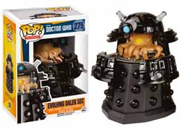 Photo du produit FIGURINE FUNKO POP! DOCTOR WHO TELEVISION EVOLVING DALEK SEC