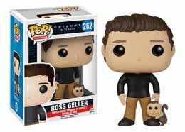 FRIENDS FIGURINE POP! TELEVISION VINYL ROSS GELLER