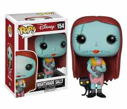 L´ÉTRANGE NOËL DE MR. JACK POP! VINYL FIGURINE NIGHTSHADE SALLY