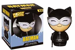 Photo du produit FIGURINE DORBZ BATMAN CATWOMAN SÉRIE 2