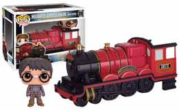 HARRY POTTER FUNKO POP HOGWARTS EXPRESS & HARRY POTTER