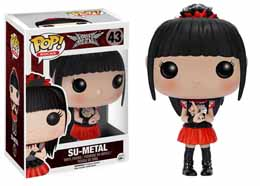 FUNKO POP BABYMETAL ROCKS FIGURINE SU-METAL