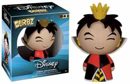 FIGURINE FUNKO DORBZ DISNEY ALICE AU PAYS DES MERVEILLES QUEEN OF HEARTS