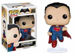 BATMAN VS SUPERMAN FIGURINE FUNKO POP! HEROES SUPERMAN