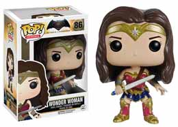 BATMAN VS SUPERMAN FIGURINE FUNKO POP! HEROES WONDER WOMAN