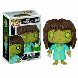 L´EXORCISTE FIGURINE POP! MOVIES VINYL REGAN