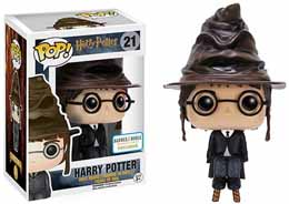 HARRY POTTER FUNKO POP HARRY POTTER SORTING HAT
