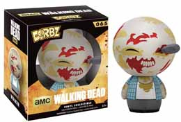 WALKING DEAD FUNKO DORBZ WALKER