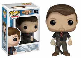 Photo du produit BIOSHOCK POP! GAMES VINYL FIGURINE BOOKER DEWITT