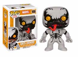MARVEL COMICS POP! MARVEL VINYL BOBBLE HEAD ANTI-VENOM