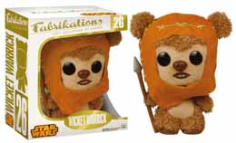 PELUCHE FUNKO FABRIKATIONS STAR WARS WICKET