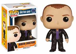 Photo du produit DOCTOR WHO FIGURINE FUNKO POP! TELEVISION 9TH DOCTOR