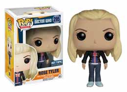 Photo du produit DOCTOR WHO FIGURINE FUNKO POP! TELEVISION ROSE TYLER