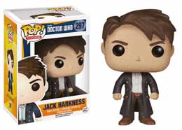 Photo du produit DOCTOR WHO FIGURINE FUNKO POP! TELEVISION JACK HARKNESS