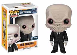 DOCTOR WHO FIGURINE FUNKO POP! TELEVISION THE SILENCE