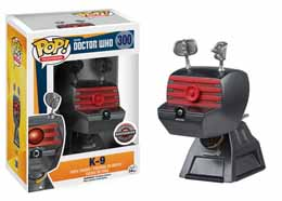 DOCTOR WHO FUNKO POP K-9 EXCLUSIVE