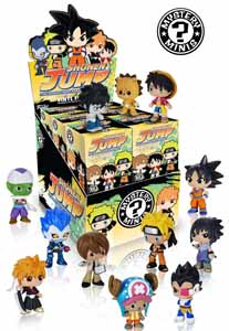FIGURINES MYSTERY BEST OF ANIME SERIE 1