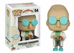 FUTURAMA FUNKO POP! FIGURINE PROFESSOR FARNSWORTH