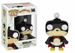 FUTURAMA FUNKO POP! FIGURINE NIBBLER
