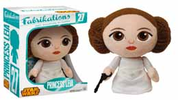 PELUCHE FUNKO FABRIKATIONS STAR WARS PRINCESS LEIA