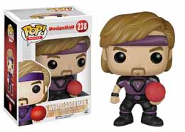 FUNKO POP! DODGEBALL WHITE GOODMAN