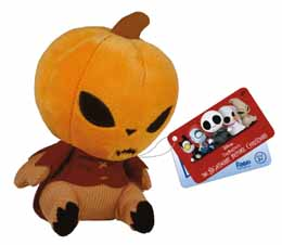 Photo du produit L´ETRANGE NOEL DE MR. JACK MOPEEZ PELUCHE PUMPKIN KING