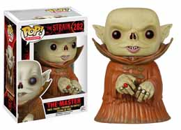 Photo du produit THE STRAIN FIGURINE POP! TELEVISION VINYL THE MASTER