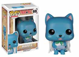 FAIRY TAIL FUNKO POP! ANIMATION HAPPY