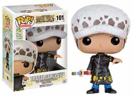 FIGURINE FUNKO POP! ONE PIECE TRAFALGAR LAW