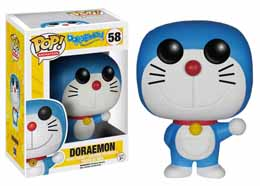 DORAEMON POP! MOVIES VINYL FIGURINE DORAEMON