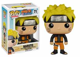 NARUTO SHIPPUDEN FUNKO POP! ANIMATION NARUTO