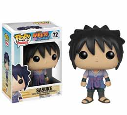 NARUTO SHIPPUDEN FUNKO POP! ANIMATION SASUKE