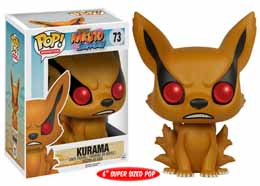 Photo du produit NARUTO SHIPPUDEN FUNKO POP! ANIMATION KURAMA