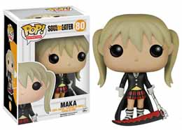 SOUL EATER FUNKO POP! ANIMATION MAKA