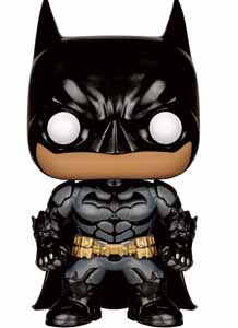 BATMAN ARKHAM KNIGHT POP! HEROES FIGURINE BATMAN