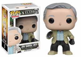 AGENCE TOUS RISQUES FUNKO POP HANNIBAL SMITH