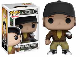 AGENCE TOUS RISQUES FUNKO POP LOOPING HOWLING MAD MURDOCK