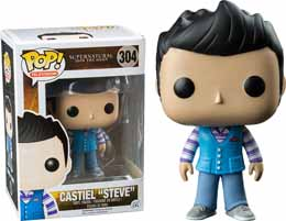 SUPERNATURAL FUNKO POP CASTIEL STEVE