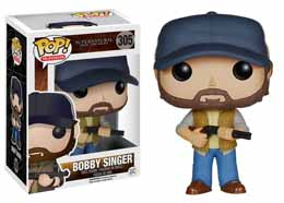 SUPERNATURAL FUNKO POP! FIGURINE BOBBY SINGER