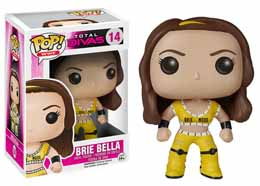 WWE WRESTLING FIGURINE POP! BRIE BELLA